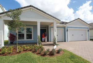 Lennar Smart Home in Arden